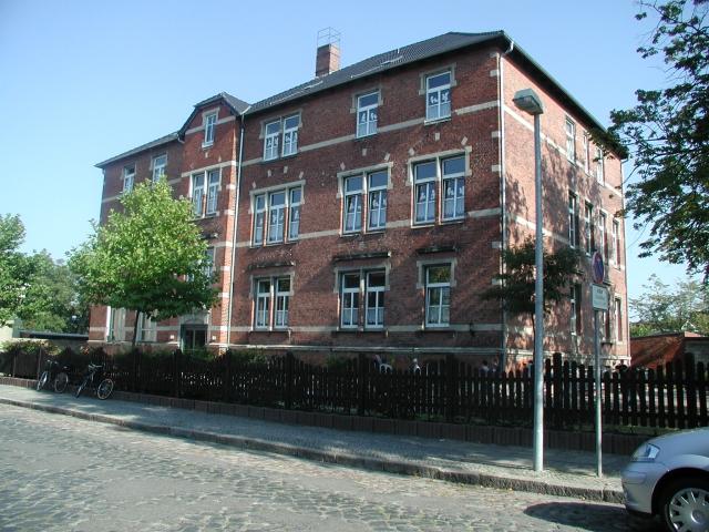 Grundschule Hainstraße, Osterburg, Altbau