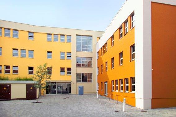 Neues Verwaltungsgebäude