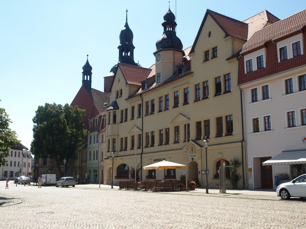 Rathaus Hettstedt