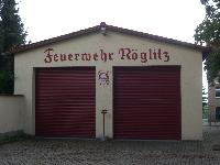 Freiwillige Feuerwehr Röglitz