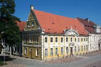 Rathaus der Stadt Zerbst/Anhalt